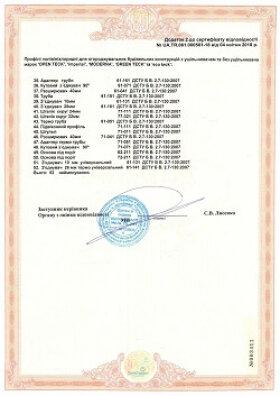 окна пвх сертификат