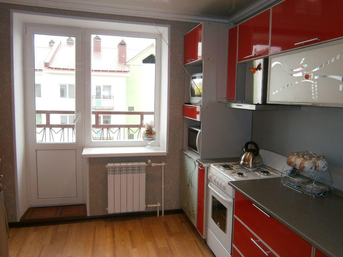 балконний блок на кухню