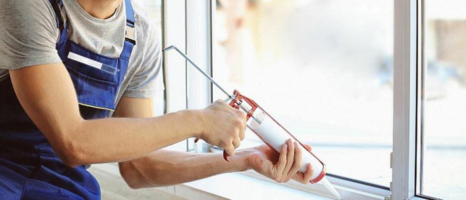 монтаж металлопластиковых окон