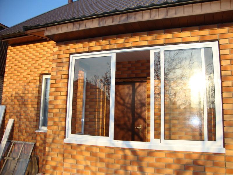 пластиковые окна не дорогие для дачи