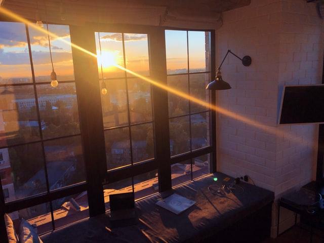 пленка на окна от солнца