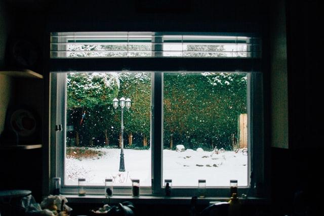 окна холодные
