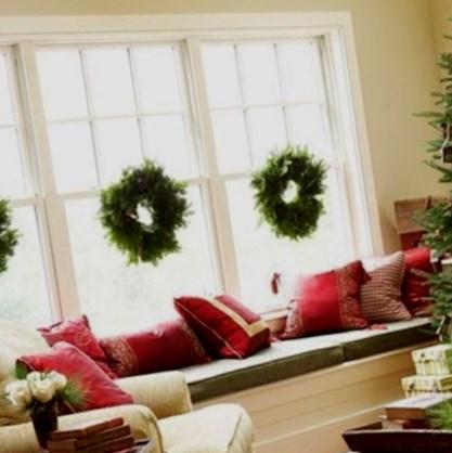 венок новогоднее украшение