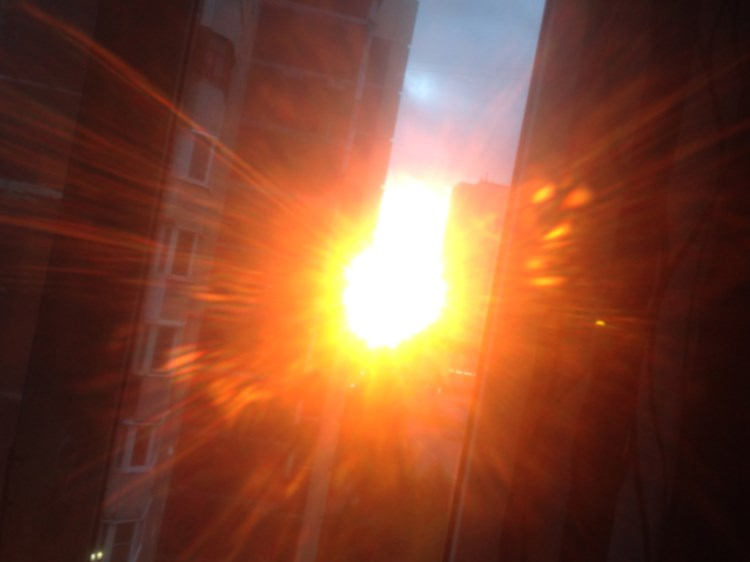 Защита от солнца в окно