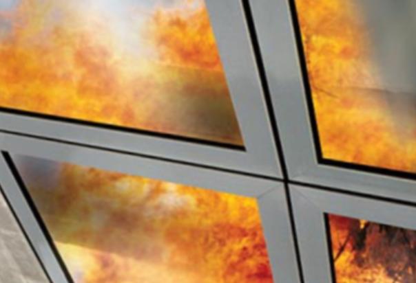 Огнестойкие окна